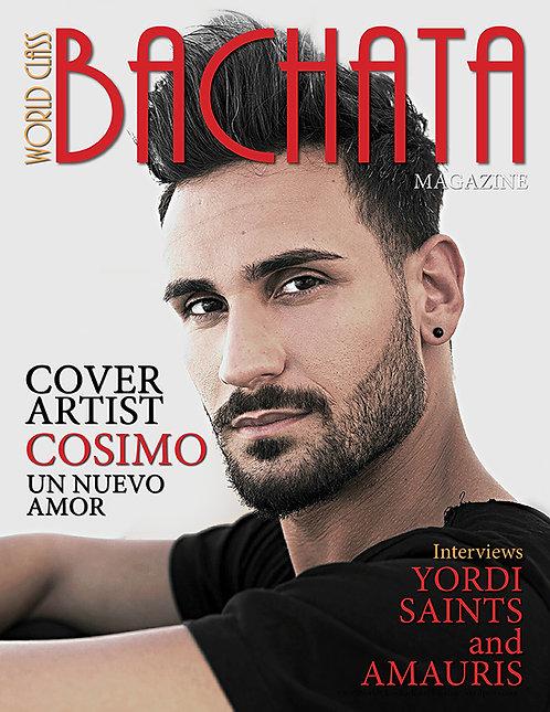 Issue 1 World Class Bachata Magazine
