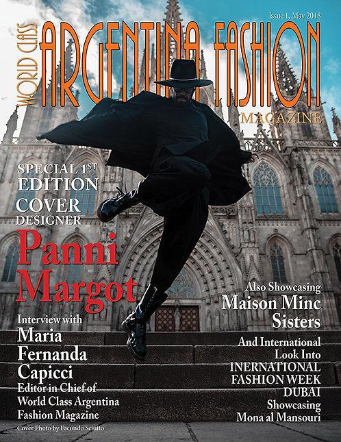 Issue 1 World Class Argentina Fashion Magazine