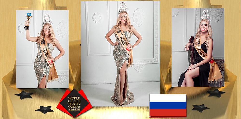 Diana Stakheeva Mrs. Global Universe 2020, World Class Beauty Queens Magazine,