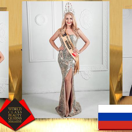 Diana Stakheeva Mrs. Global Universe 2020