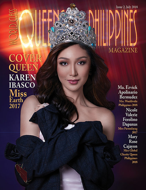 Issue 2 World Class Queens of Philippines Magazine