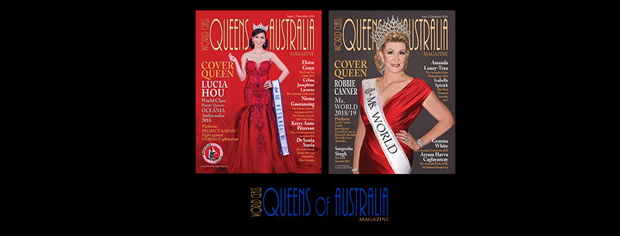 World Class Queens of Australia Magazine