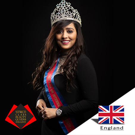 Saleha Nagori Mrs Asia UK International Classic North 2018
