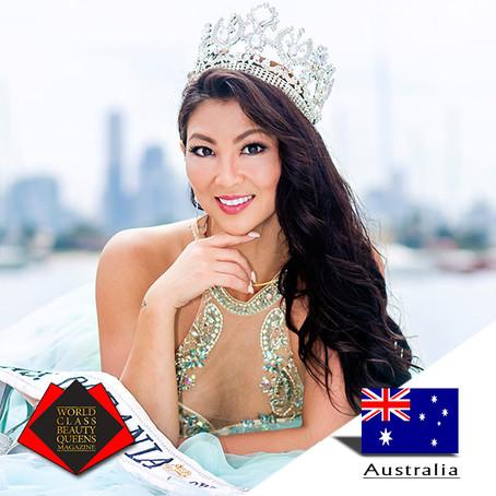 Sec Lucia Hou Mrs Oceania Globe 2017