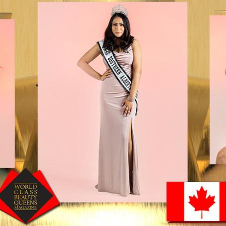 Shivani Rai Mrs. Southern Alberta 2020