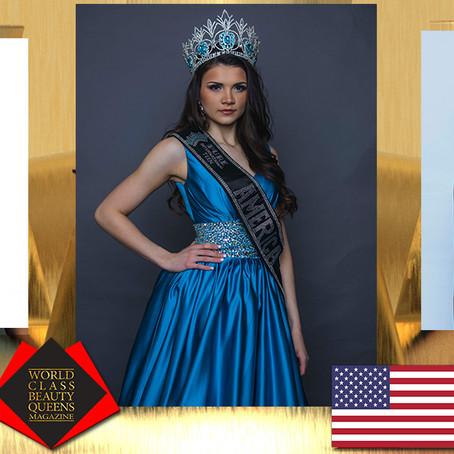 Olivia Knight 2019 Pure International Teen America