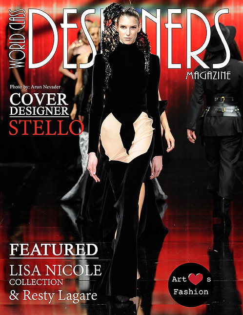 Issue 7 World Class Designers Magazine