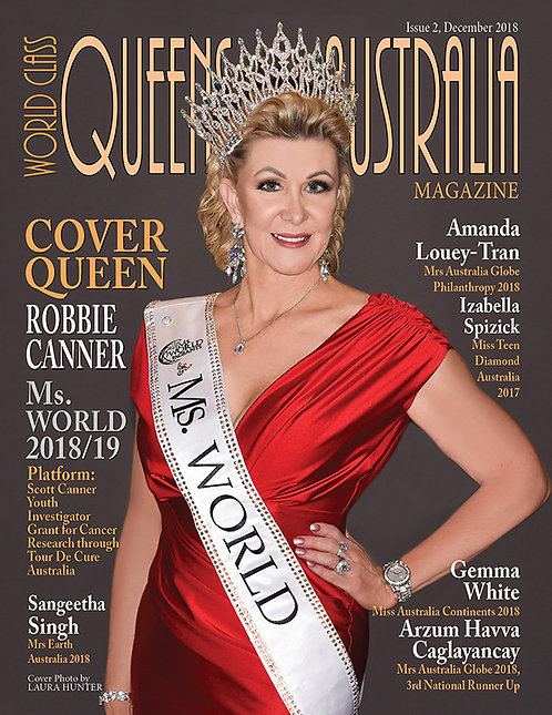 Issue 2 World Class Queens of Australia Magazine