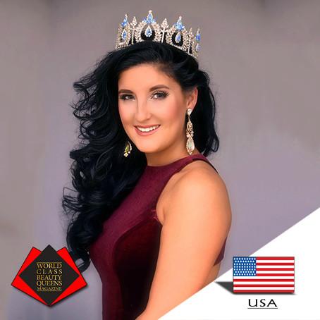 Kaitlin Stowe 2019 Miss South Carolina North America