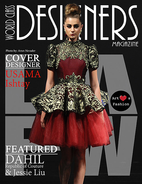 Issue 3 World Class Designers Magazine