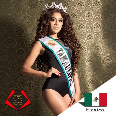 Diana Paola Gomez Portales Miss Petite Globe Tamaulipas 2019