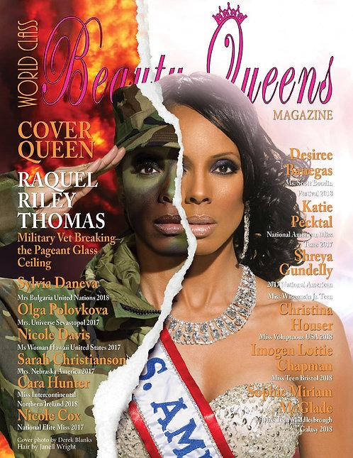 Issue 43 World Class Beauty Queens Magazine