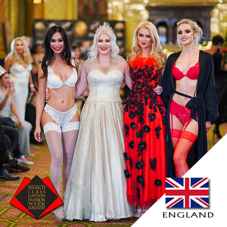 Flame International Anniversary Fashion and Art Festival At The Horseguards Hotel London 11.23.2019