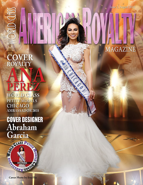 Issue 2 World Class American Royalty Magazine