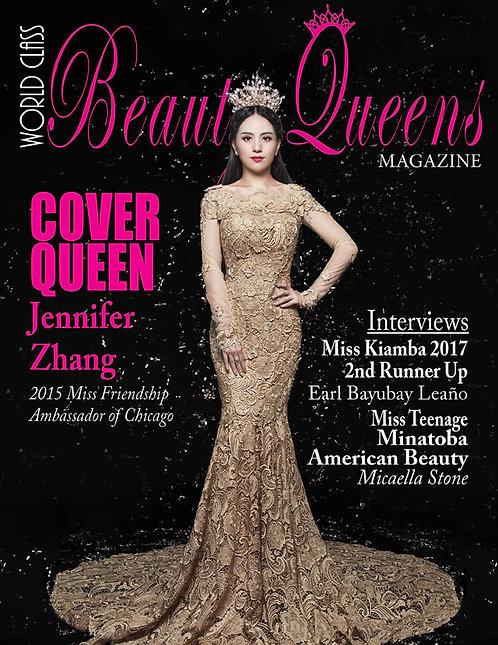Issue 7 World Class Beauty Queens Magazine