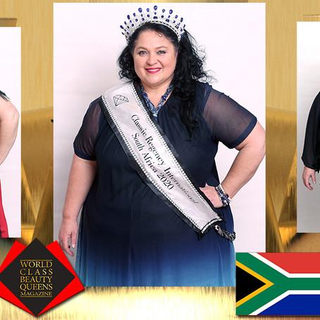 Veronica van der Neut Mrs Classic Regency International South Africa 2020