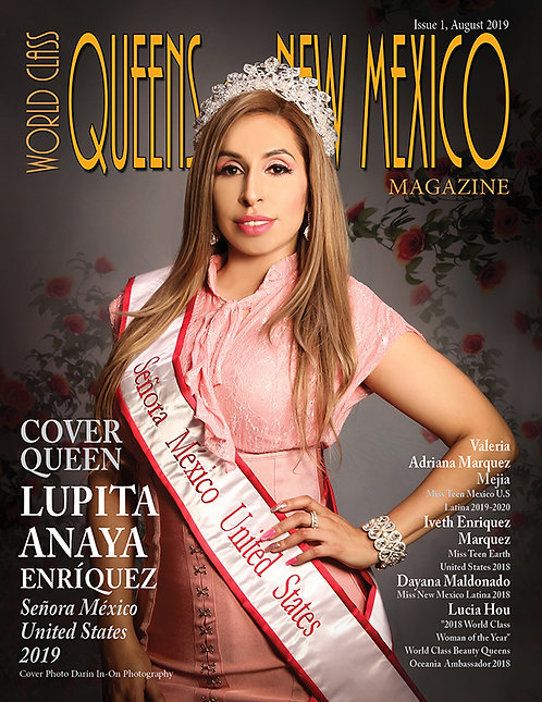 Issue 1 World Class Queens of New Mexico Magazine