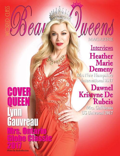 Issue 19 World Class Beauty Queens Magazine