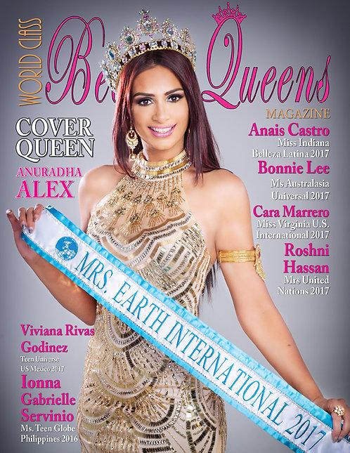 Issue 35 World Class Beauty Queens Magazine