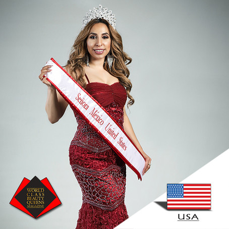 Lupita Anaya Enríquez Señora México United States 2019