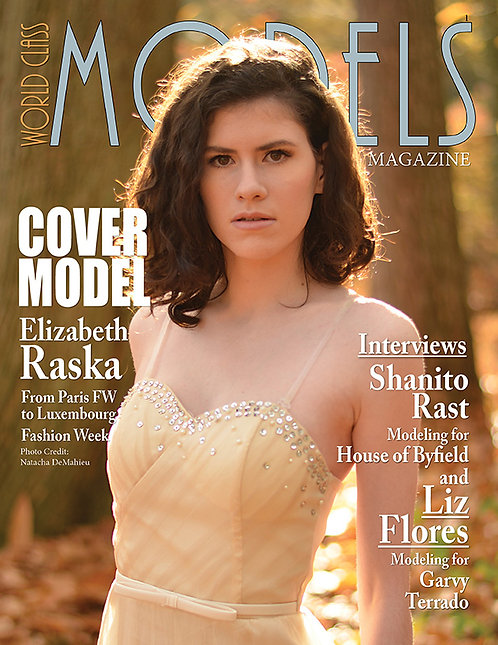 Issue 3 World Class Models Magazine