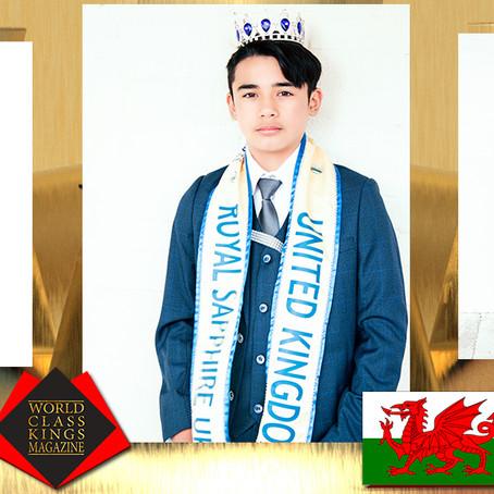 Connor Rhys Fallorina Dean Junior Master Royal Sapphire UK 2019-2020
