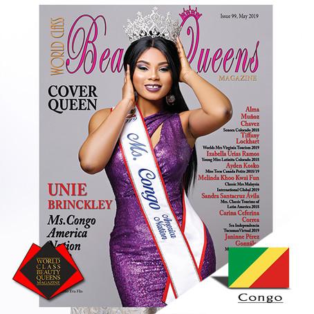 Unie Brinckley Ms. Congo America Nation 2019