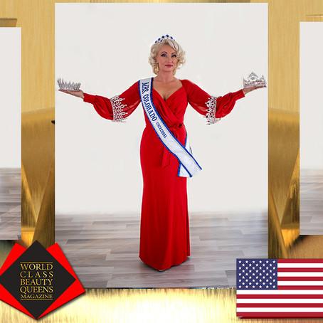 Jessica Brown Mrs. Colorado Universal 2021