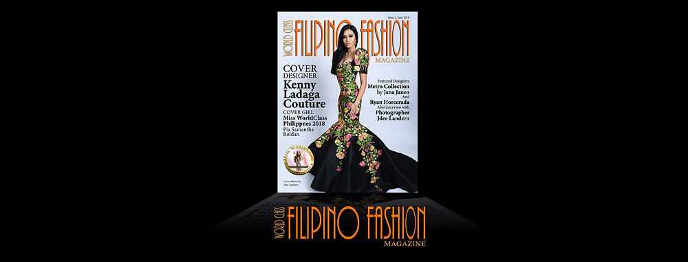 World Class Filipino Fashion Magazine
