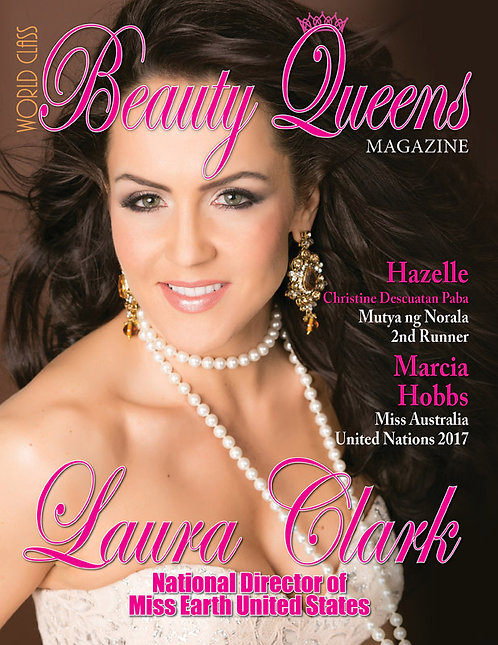 Issue 14 World Class Beauty Queens Magazine