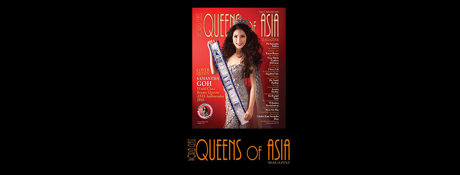 World Class Queens of Asia Magazine
