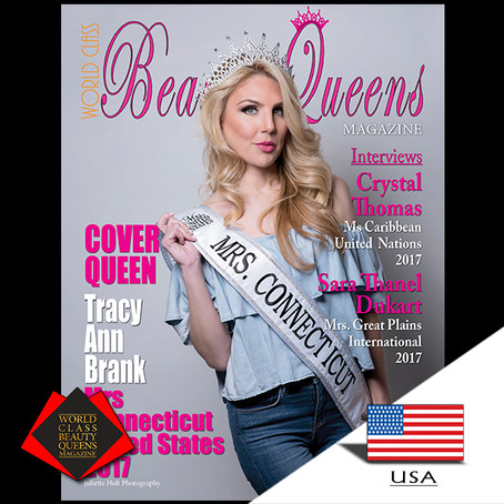 Tracy Anne Brank Mrs. Connecticut United States 2017