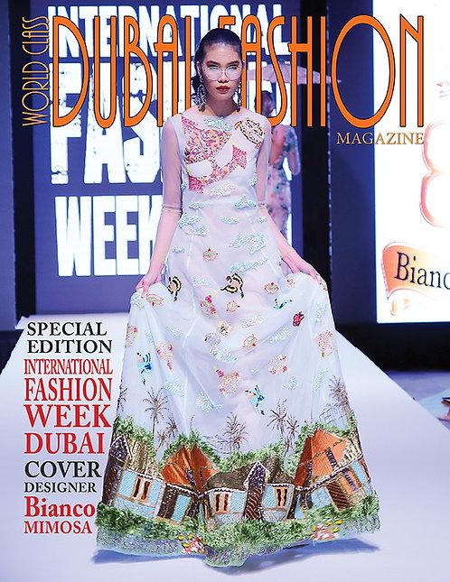 Issue 4 World Class Dubai Fashion Magazine