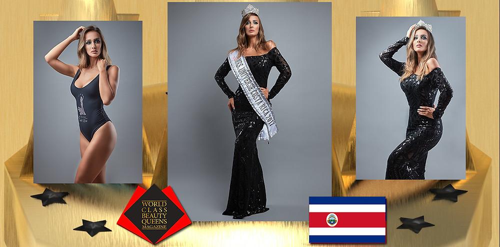 Charlyn Lopez Bermudez Mrs Universe Costa Rica 2017, World Class Beauty Queens Magazine, Photo by Oso Hormiguero Fotografía