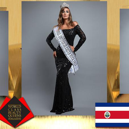 Charlyn Lopez Bermudez Mrs Universe Costa Rica 2017