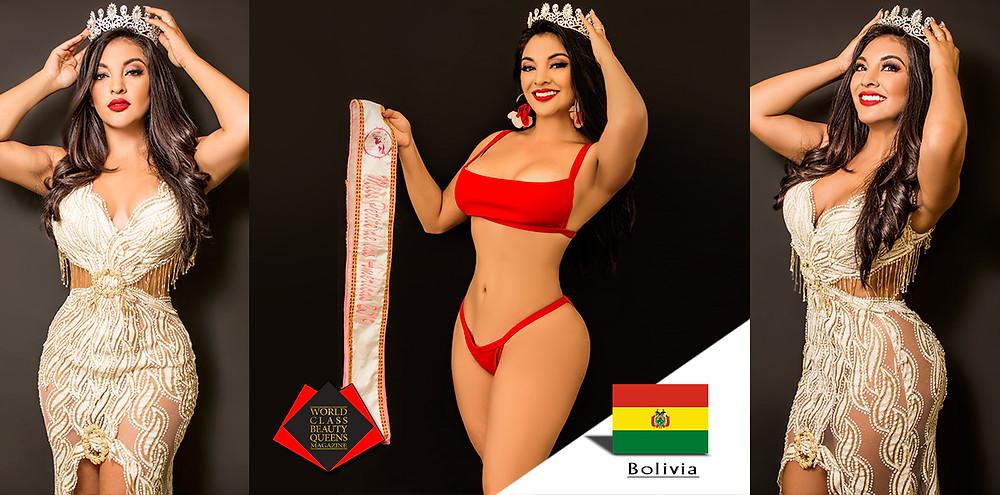 Paula Valeria Molina Caro Miss Petite de las Américas 2019, World Class Beauty Queens Magazine, Photo by Aldahir Alexander Rodriguez