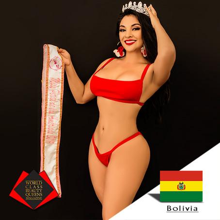 Paula Valeria Molina Caro Miss Petite de las Américas 2019