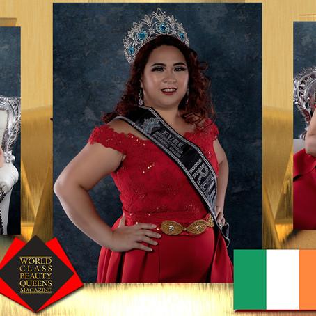 Kathleen Camille Nevin Pure International Ms Ireland 2020