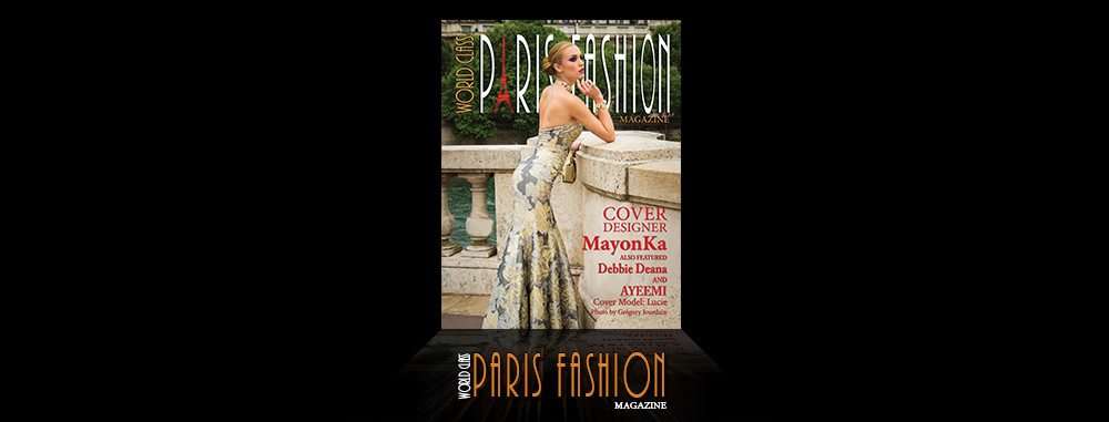 World Class Paris Fashion Magazine