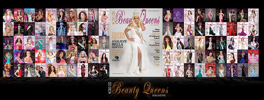 World Class Beauty Queens Magazine