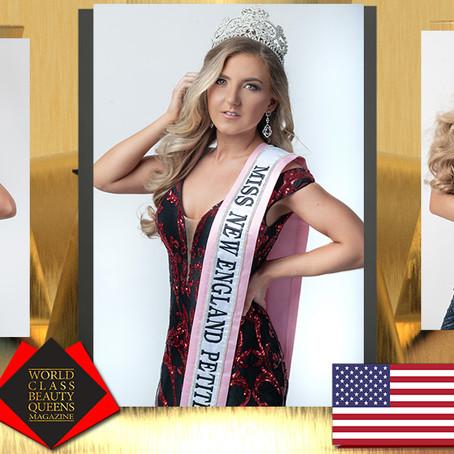 Taylor Loesch Miss New England Petite 2019