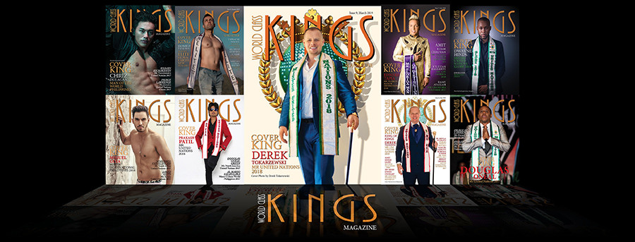 World Class Kings Magazine