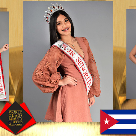Fabiana Fernandez Jr. Señorita Cuba 2020