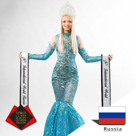 Gelsiniy Bareeva Ms International World 2019