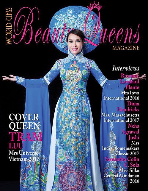 Issue 27 World Class Beauty Queens Magazine