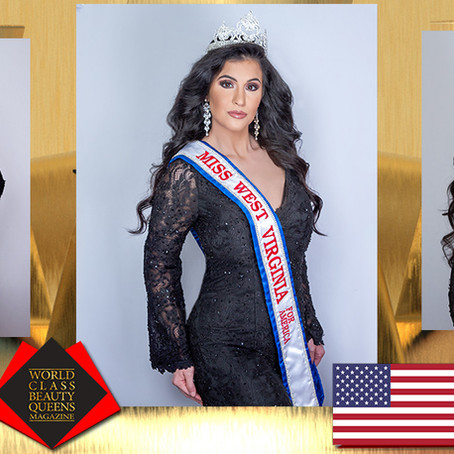 Kristin Wilson Miss West Virginia for America 2020