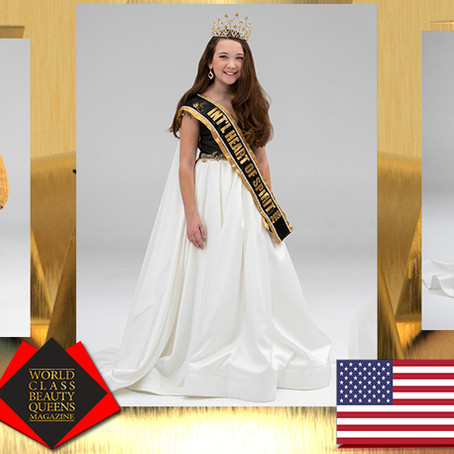 Briella Arlene Cenci International Heart of Spirit PreTeen 2020
