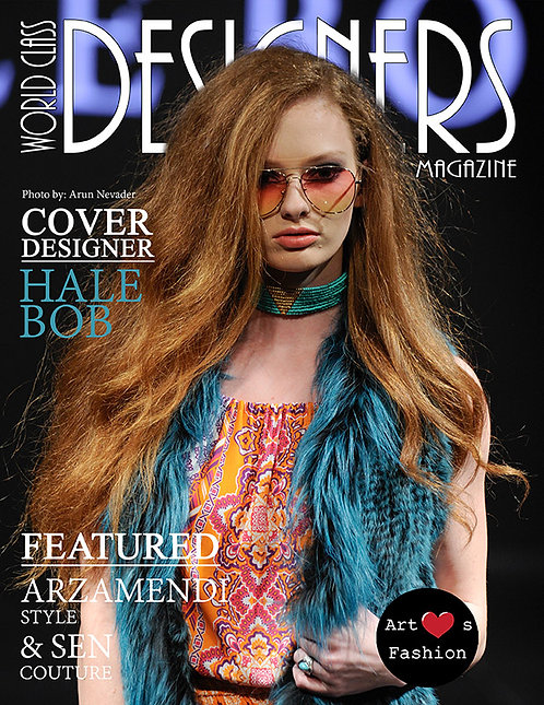 Issue 6 World Class Designers Magazine