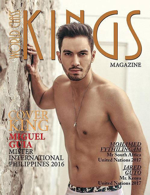 Issue 2 World Class Kings Magazine