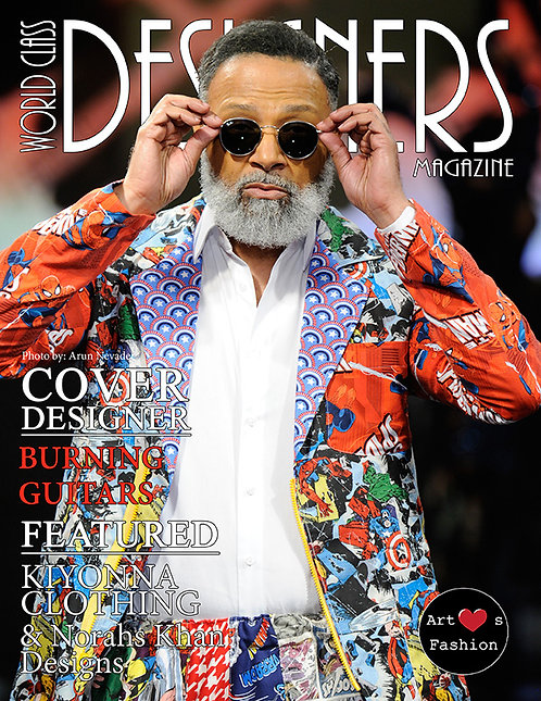 Issue 5 World Class Designers Magazine